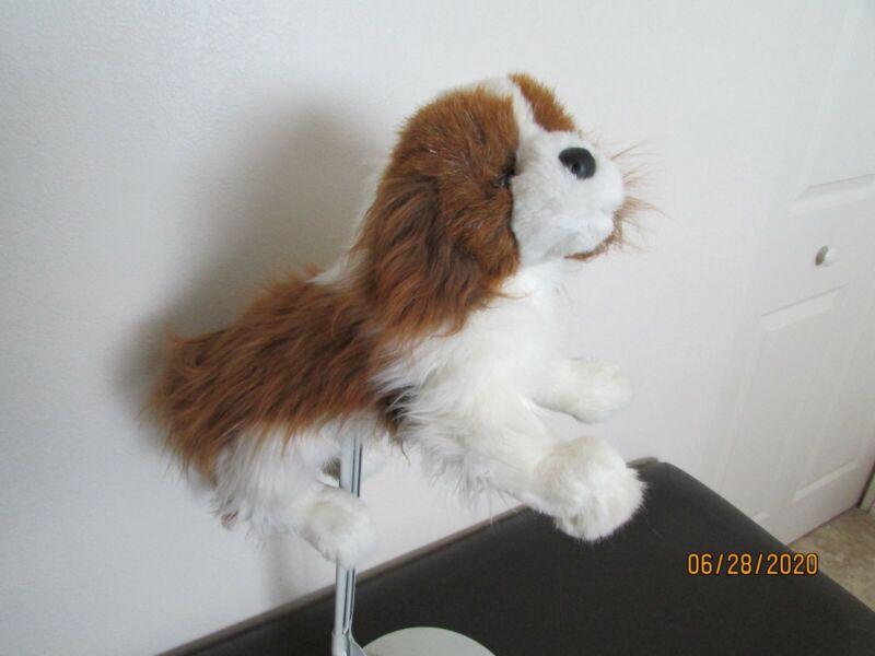 """SPANIEL""  Cavalier King Charles  Plush Stuffed   (Douglas, 14"")"