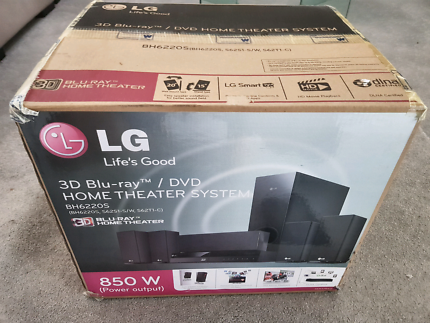 5.1ch Smart 3D Blu-ray Home Cinema System - BRAND NEW IN BOX