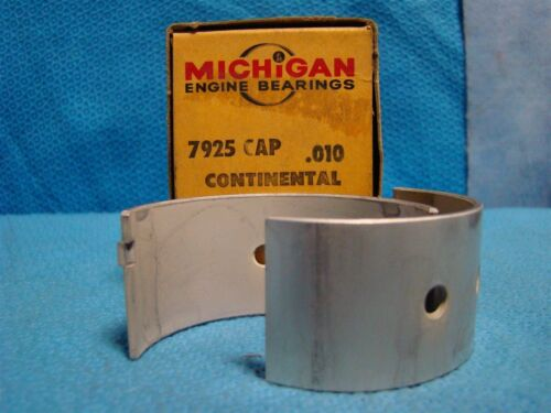 Continental 157 Industrial Agricultural Rod Bearing Set 010 NORS