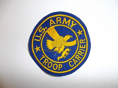 0499 WW 2 US Army Air Force Airborne Troop Carrier Patch Parachute PIR R13C