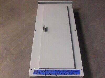 Siemens 250 Amp Panel Panelboard S2 Mlo 480v277v 3 Phase Bqd Breaker 42 Sp 3r