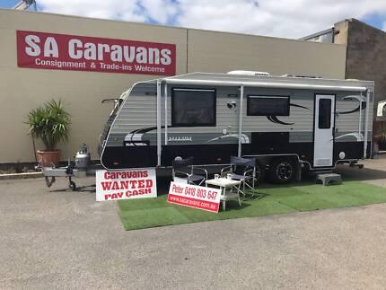 2015 Supreme Executive 23' Caravan with Rear Ensuite