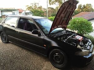 1994 Honda Civic EG B18C Newcastle Newcastle Area Preview
