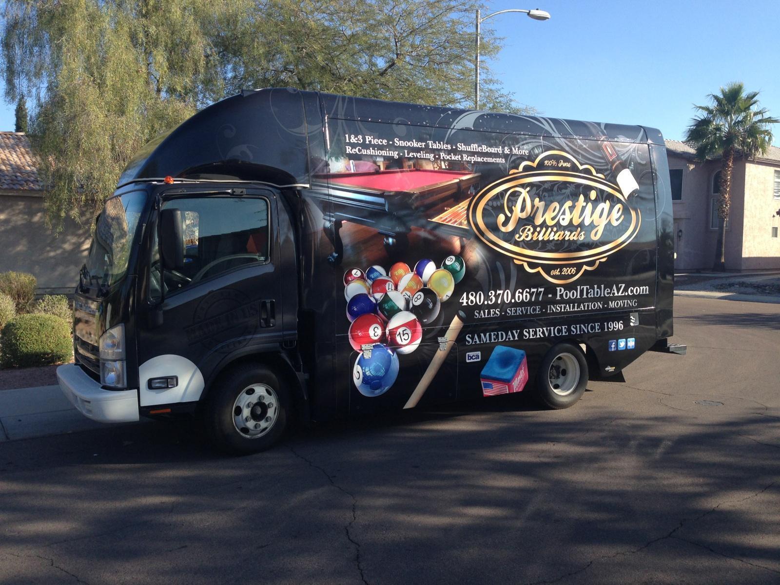 2011 isuzu npr ecomax 14ft. Box truck, work van