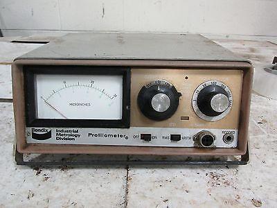 Bendix Industrial Metrology Division Model 4 Type Qb K2 40531lr