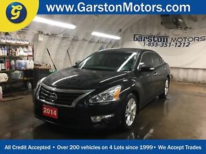 2014 Nissan Altima 2.5 SL*LEATHER*NAVIGATION*BACK UP CAMERA*BOSE