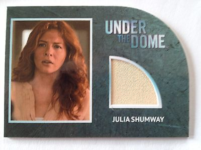 Under the dome - Rachelle Lefevre as JULIA SHUMWAY  Wardrobe Costume Card No.121