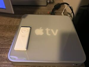 Mint condition Apple TV 1st generation 160 gig!! Gumdale Brisbane South East Preview