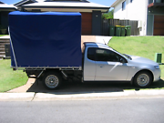 Man and Ute rubbish removal and furniture moves  Pacific Pines Gold Coast City Preview