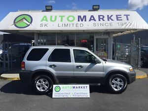 2006 Ford Escape XLT Sport 4WD LEATHER FINANCE ALL CREDIT!
