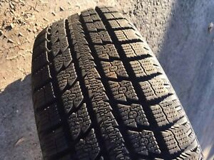 GSI-5 winter tires 225/55R19