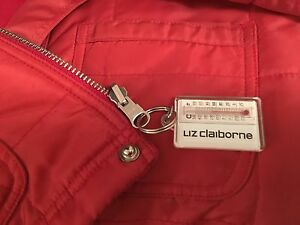 Liz Claiborne Fall Winter Jacket