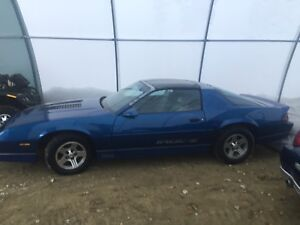 1989 Iroc Camero Needs security problem fix
