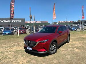 2017 MAZDA CX-9 TOURING (FWD) MY16 4D WAGON 2.5L TURBO 4 6 SP AUTOMATIC Kenwick Gosnells Area Preview