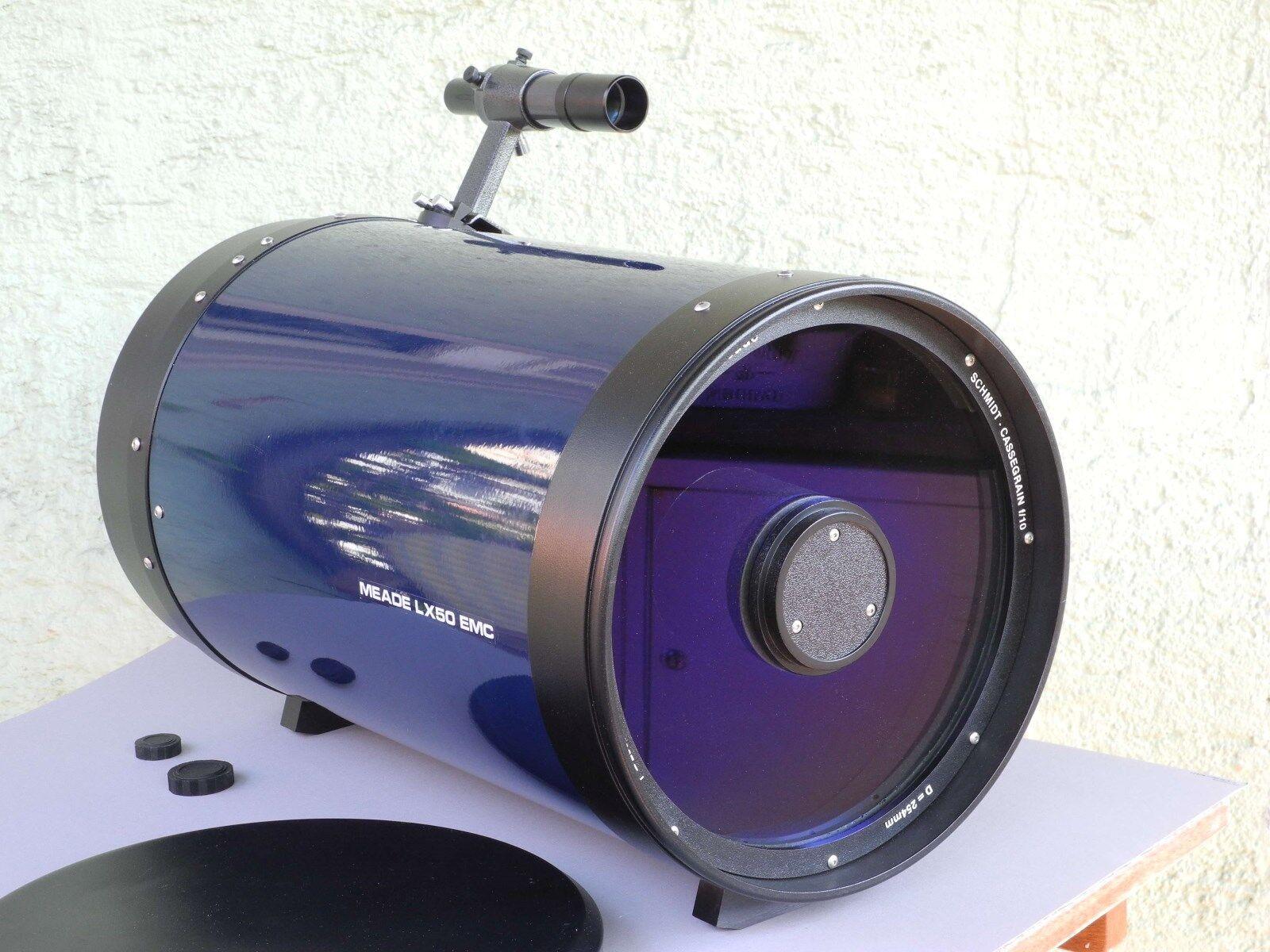 MEADE 10'' LX50 EMC OTA Schmidt-Cassegrain f/10 (254mm/2500mm), Made in USA