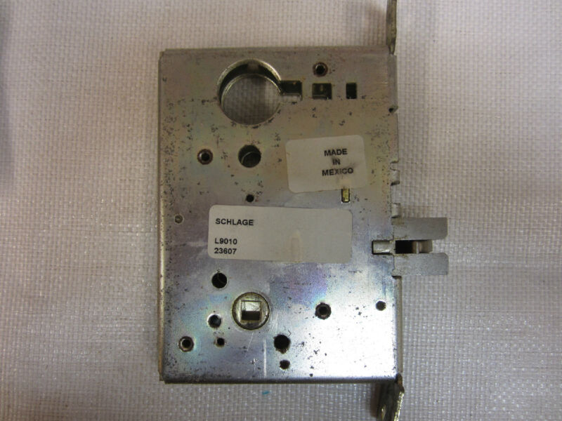 SCHLAGE L9010 MORTISE LOCK BODY ONLY - NOS