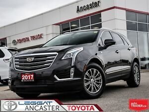 2017 Cadillac XT5 Luxury with only 8862 kms!!
