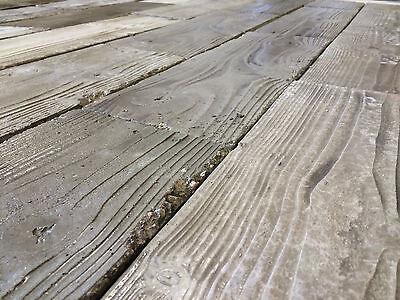 Your Own Business Commercial Rubber Molds Concrete Wood Grain Patio Pavers Tiles