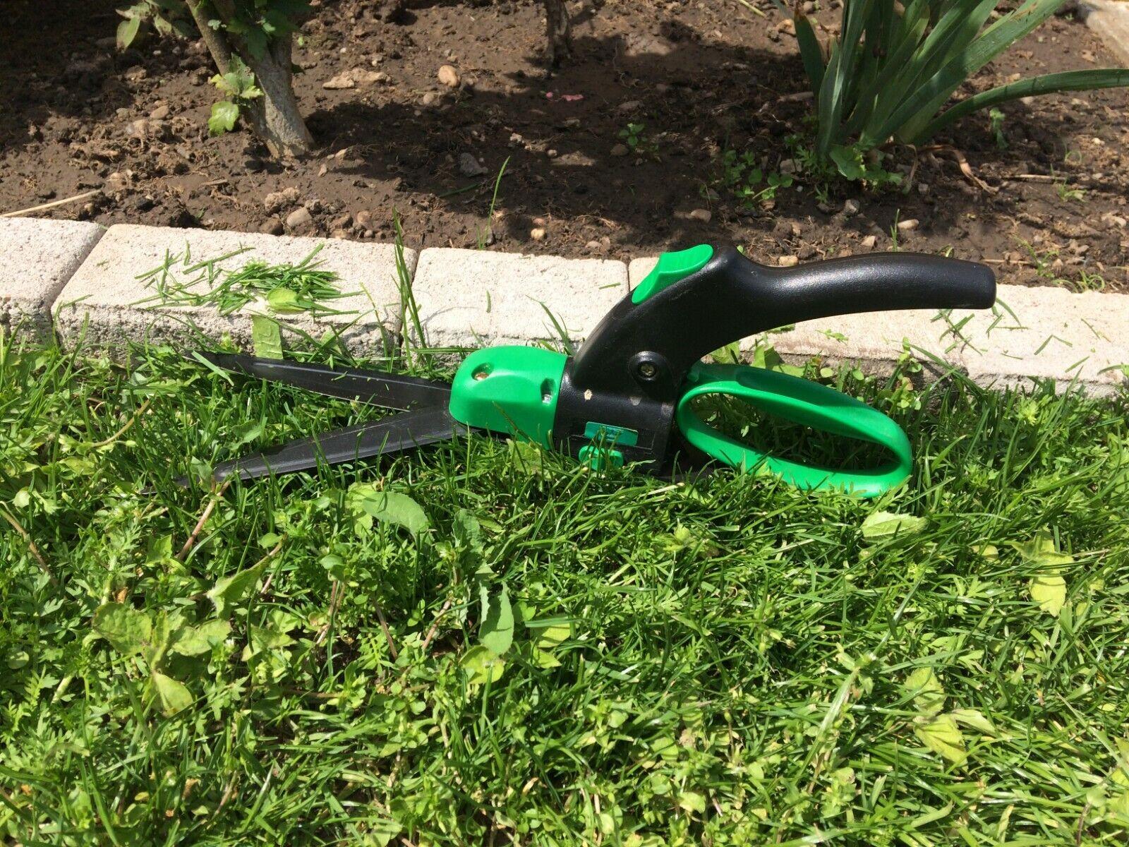 Rasen- Kantenscheren Rasenschere Gartenschere Grasschere
