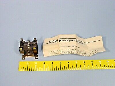 Mars 90340 Switching Relay 24 Volt Coil