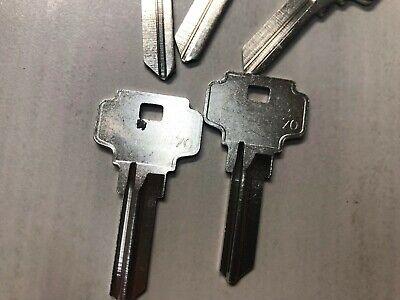 Universal Blank Key Type 70 Set Of 5