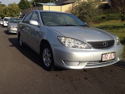Toyota Camry Altise limited sedan Varsity Lakes Gold Coast South Preview