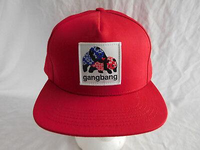 Gangbang Baseball Cap Hat Snapback Panda Bear - Panda Bear Hat