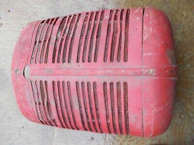 Farmall A B Bn Ih Tractor Front Nose Cone Grill Ihc