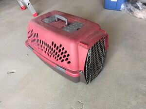 Small travel kennel