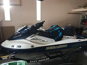 Supercharged Seadoo with trailer for Rent