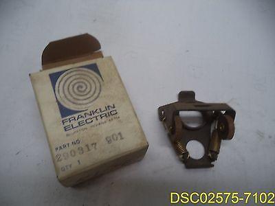 Franklin Electric Switch - Franklin Electric 290317-901 Rotating Switch