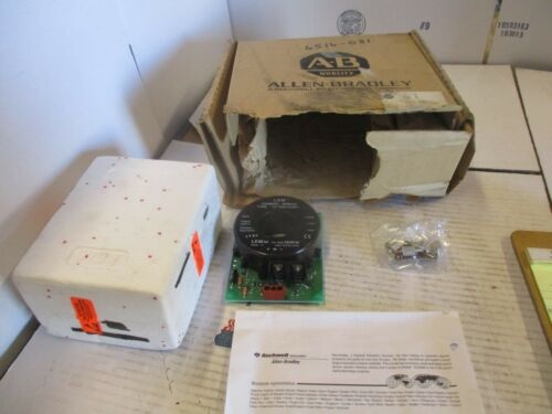 ALLEN BRADLEY CURRENT TRANSDUCER MODULE TYPE:LC #1161014H NEW