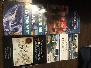 NSCC Business admin courses textbooks