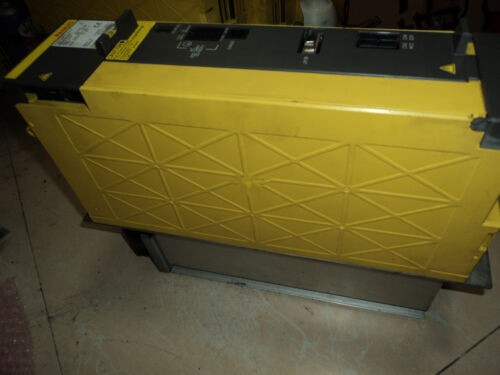 Fanuc Servo Amplifier A06b-6110-h015 Used Free Expedited Shipping A06b-6110-h015