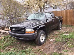 Black Dodge Dakota for sale
