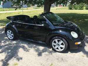 03 VW Convertible in great shape.