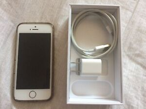 iPhone 5s Gold 32GB GOOD CONDITION