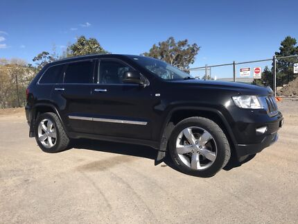 2012 Jeep Grand Cherokee CRD Limited 4x4