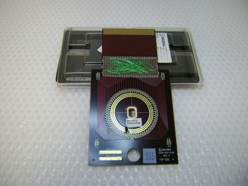 HD48  Sigma Probe A/W1-003-0128, BullFrog 11-2498