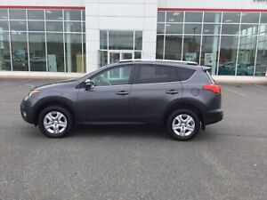 2015 Toyota RAV4 LE HEATED SEATS; BU CAMERA; BLUETOOTH; AUTO;...
