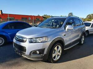 2015 Holden Captiva LTZ - Diesel -GPS -7 Seats  -Low Kms -AWD- Drivewy Birkdale Redland Area Preview