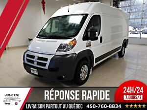 2015 Ram ProMaster 3500 High Roof, DIESEL, NAV, BLUETOOTH