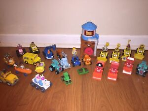 Magnetic Vehicles from Bob the Builder and more