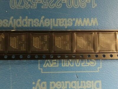 3 Pcs - At91sam7s64b-mu 32bit 64kb Flash Atmel Arm New