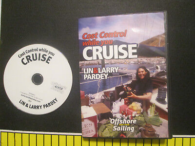 Cost Control While You Cruise: Offshore Sailing - Part Four (DVD, 2012)