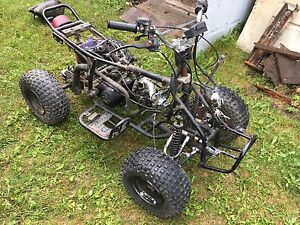 Parts wanted for Chinese quad