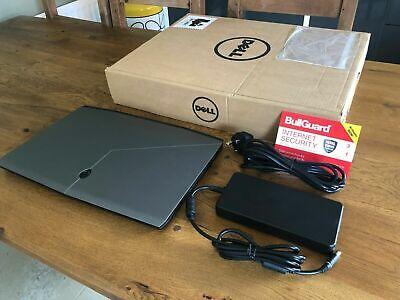 """Alienware M17 i9 8950H 32gb 1tb SSD 8gb RTX 2080 4K UHD 17"""" WARRENTY INC! £3700!"""