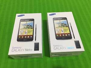 New Sealed Samsung Note Belmore Canterbury Area Preview