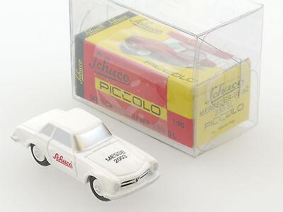 Schuco 50544001 Piccolo Pagode 230 Sl W 113 Fair 2003 Boxed Sg 1410-20-20