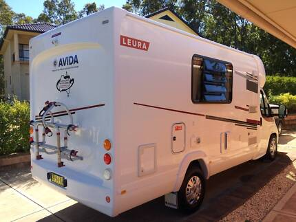 Avida 2015 Leura Motorhome Kilaben Bay Lake Macquarie Area Preview